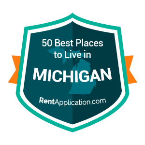 The 50 Best Towns in Michigan by RentApplication.com
