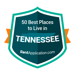 The 50 Best Towns in Tennessee by RentApplication.com